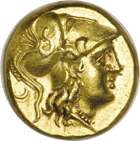 50019: Ancients Greek Macedonian Kingdom. Alexander
