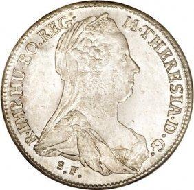 Austria Austria. Gunzburg Mint, Maria Theresa