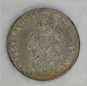 Austria Salzburg, Paris Von Lodron Taler 1623,