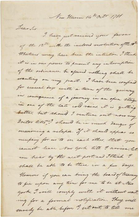 56001: Abraham Baldwin William Irvine Constitution