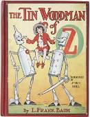 57172 L Frank Baum The Tin Woodman of Oz