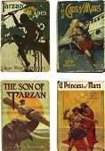 57308: Edgar Rice Burroughs Tarzan Collection- 77 Books