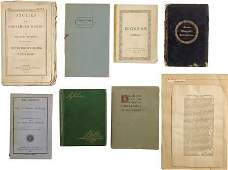 58219: [Charles Dickens.] Eight Small Booklets