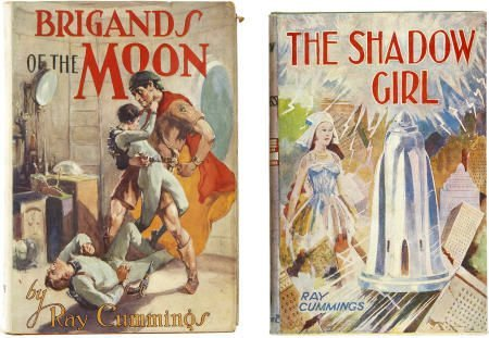 58522: Two Raymond King Cummings Novels: Brigands of