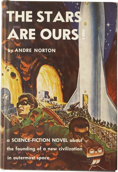 58780: Andre Norton. The Stars Are Ours!