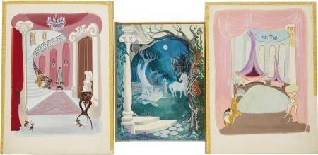 66014: AMERICAN ILLUSTRATOR - Walt Disney's Cinderella