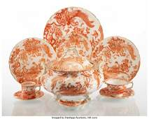 28085 A FiftySeven Piece Assembled Royal Crown Derby