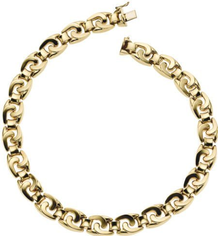 46009: 14k Gold Necklace