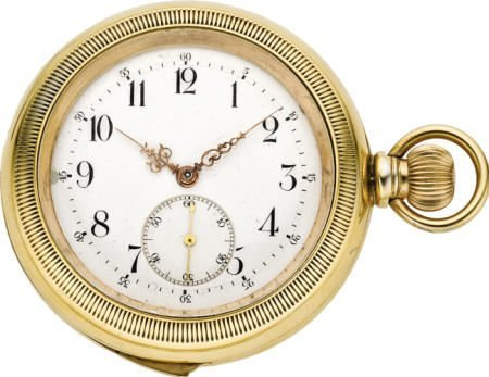46139: Swiss 1/4 Hour Repeater, circa 1895