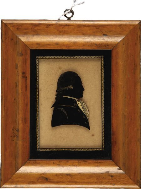 70010: Washington: Early 19th Century Silhouette