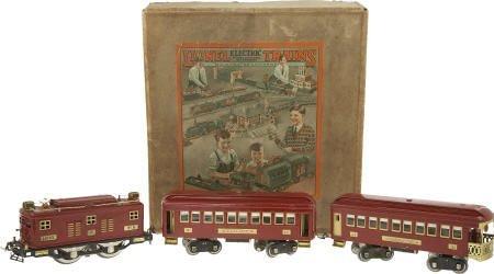 70302: Lionel Standard Gauge 347 Model Set