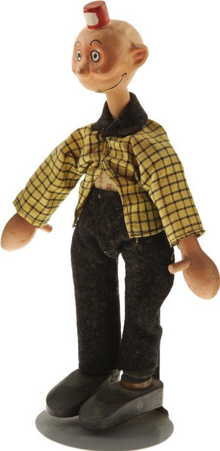 70303: Happy Hooligan: Comic Character Schoenhut Doll