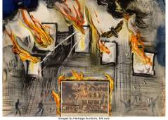 93011 Salvador Dalampx00ed 19041989 Fire Fire Fir