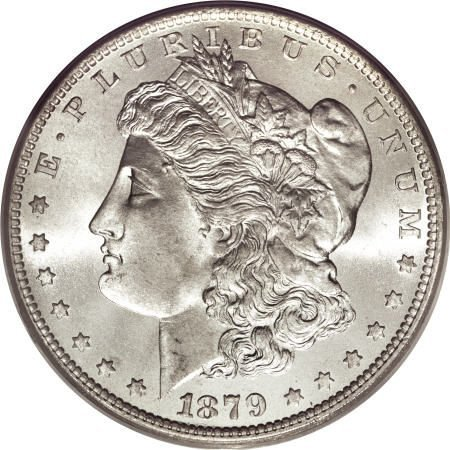 1295: 1879-O $1 MS65 PCGS.