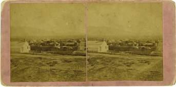 78083 Lot of two Salt Lake City Utah Territory