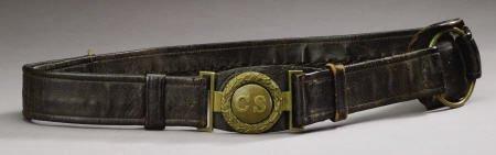 72020: VA Style 2-Piece Interlocking CS Belt Plate