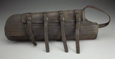 72034: Civil War Artillery Driver's Leg Guard