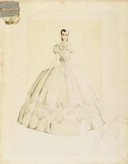 28006: Gone with the Wind (MGM, 1939). Original Costume
