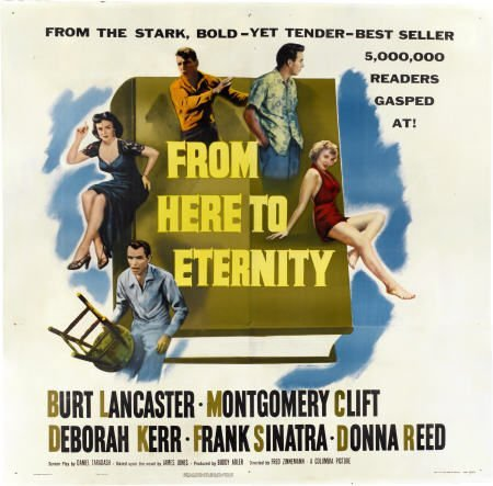 28013: From Here to Eternity (Columbia, 1953). Six