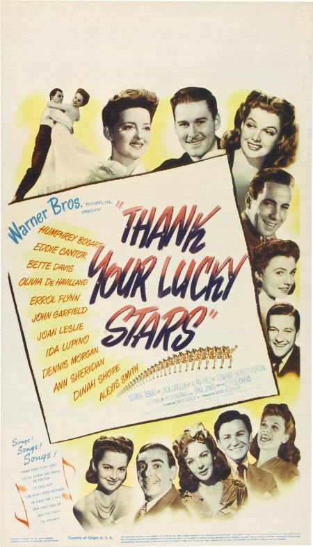 28262: Thank Your Lucky Stars (Warner Brothers, 1943).