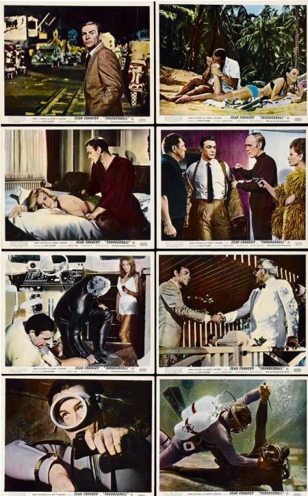 28663: Thunderball (United Artists, 1965). British