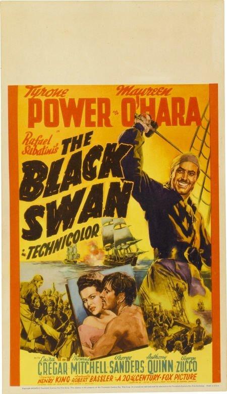 28787: The Black Swan (20th Century Fox, 1942). Midget