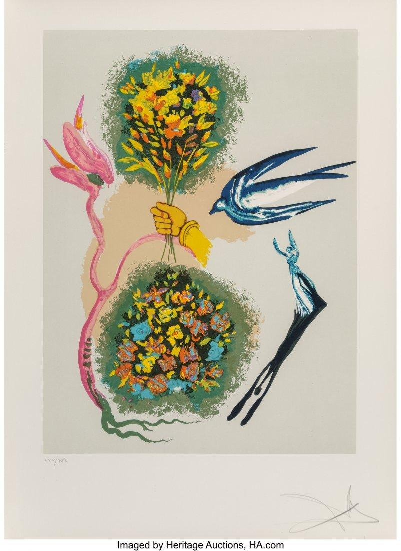 28265: Salvador Dalí (Spanish, 1904-1989) Madam