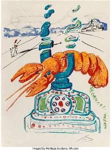 65012: Salvador Dalí (1904-1989) Imaginations an