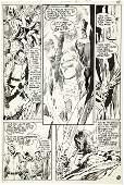 41331: Neal Adams Art Batman #232 1st Ra's al-Ghul