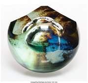 67192: David Schwarz (American, b. 1952) Spherical pape