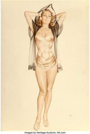 71120: Alberto Vargas (Peruvian/American, 1896-1982) Me