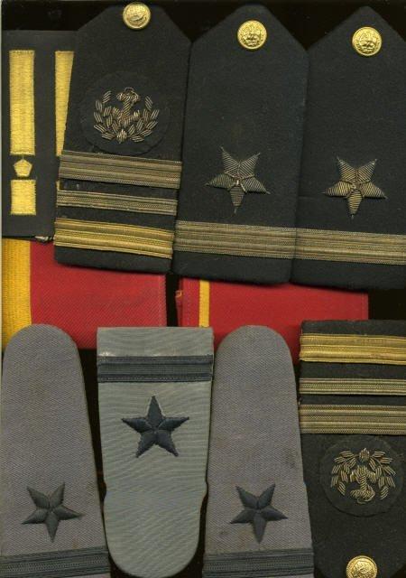 29126: Military Shoulder Boards.
