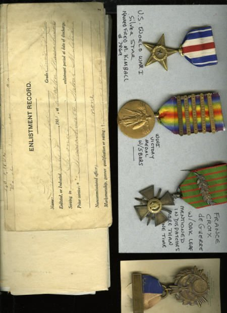 29139: A World War I Soldier's Archive