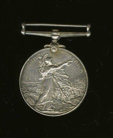 29143: Circa 1900 Queen's South Africa Medal.