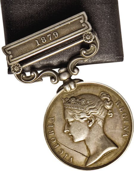 29149: 1879 South Africa and Zulu War Military Medal.