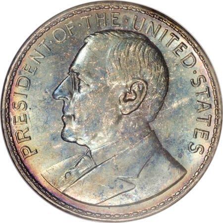 29456: 1920 Manila Mint Opening (Wilson Dollar),