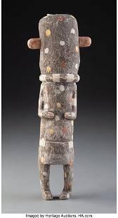 A Hopi Kachina Doll Manfred Susunkewa c. 1985