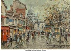 68005 Antoine Blanchard French 19101988 Place du T