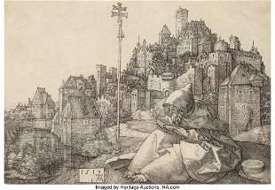68057: Albrecht Dürer (German, 1471-1528) Saint