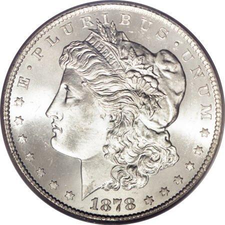 2577: 1878-CC $1 MS66 PCGS.