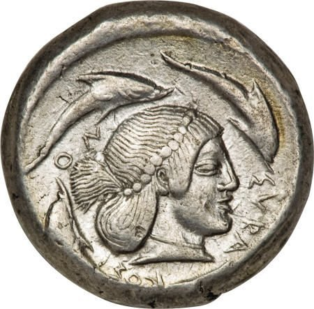 20010: Ancients Sicily, Syracuse. Deinomenid Tyranny.