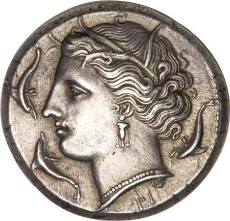 20011: Ancients Sicily, Syracuse. Agathokles. 317-289.