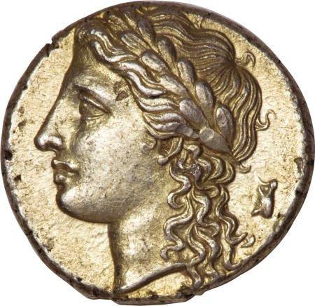 20012: Ancients Sicily, Syracuse. Agathokles.