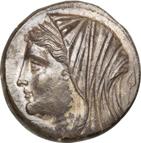 20013: Ancients Sicily, Syracuse. Philistis, wife of