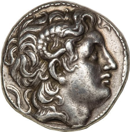 20014: Ancients Thracian Kingdom. Lysimachos. 305-281