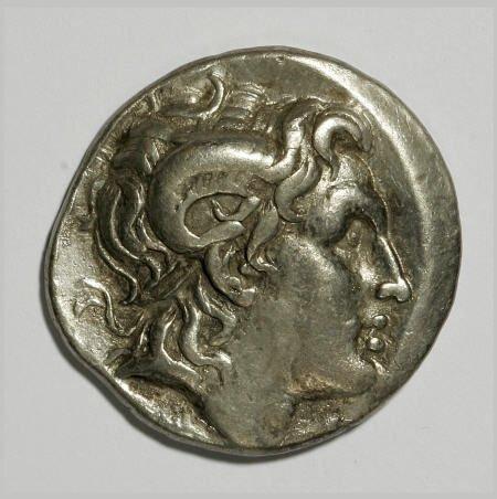 20015: Ancients Thracian Kingdom. Lysimachos. 305-281