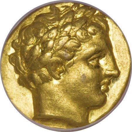 20017: Ancients Macedonian Kingdom. Philip II. 359-336