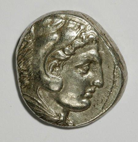 20019: Ancients Macedonian Kingdom. Alexander III.