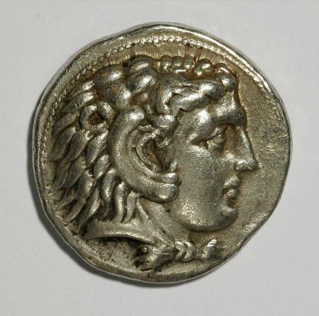 20023: Ancients Macedonian Kingdom. Alexander III.