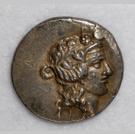 22854: Ancients Thracian Islands, Thasos. Ca. 148-90/80